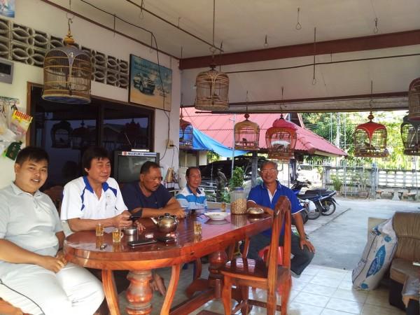 Kunjungan Winardi WINS Banjarmasin