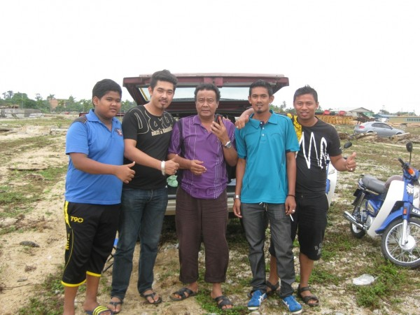 Tim Takbai pemenang kelas B