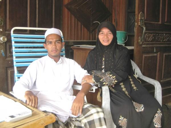 Muhammad dan Ibu Sudin SDP